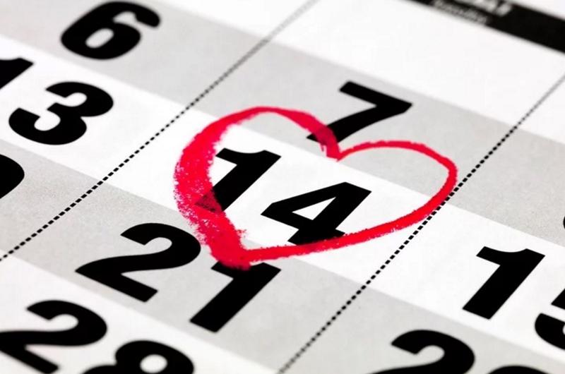 14 de febrero... una fecha para celebrar el amor y la amistad