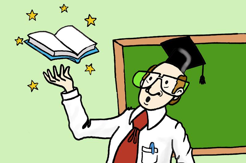 Editorial: Cada educador debe estar en un pedestal