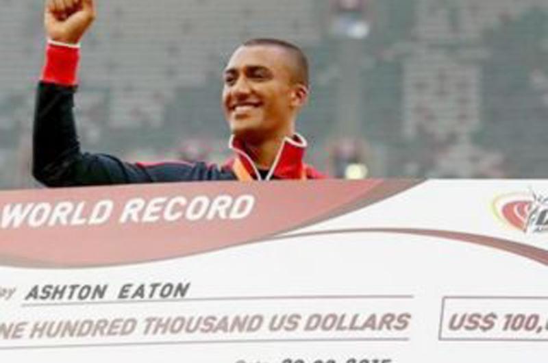 Otorgarán 100 mil dólares por récord mundial en Campeonato de atletismo