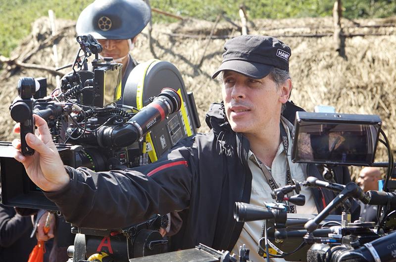 Rodrigo Prieto... mexicano nominado tres veces al Oscar