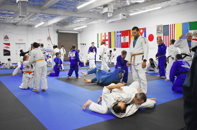 Ryoku Judo Club... lo tuyo es mucho