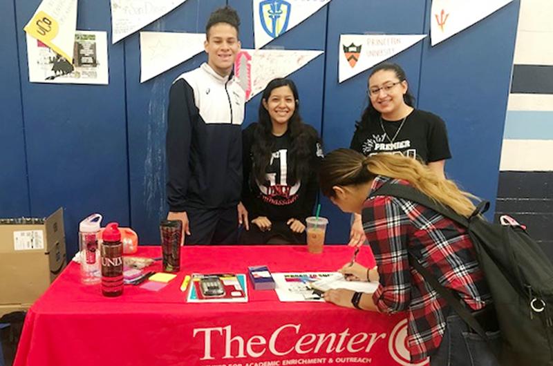 Concluyó Semana de Orientación participaron alumnos de Canyon Spring HS