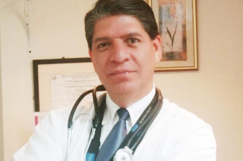 Reconocerán labor del doctor Fernando Morales