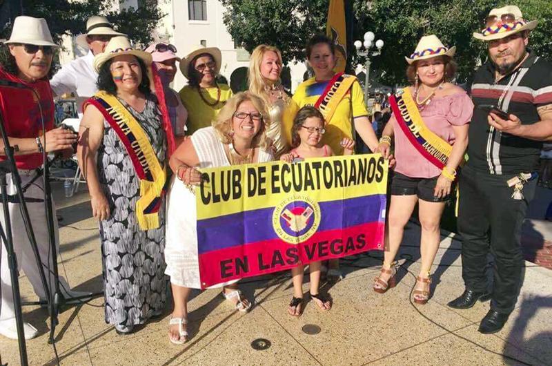 Cuando rebosa el orgullo ecuatoriano