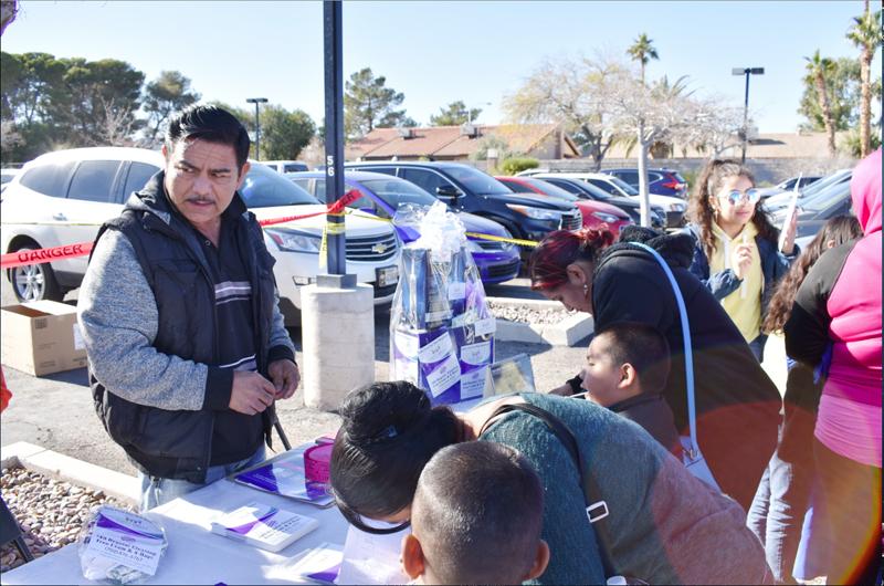 De Tijuana a LV... Pablo Pérez: Los inmigrantes no le quitan el trabajo a nadie