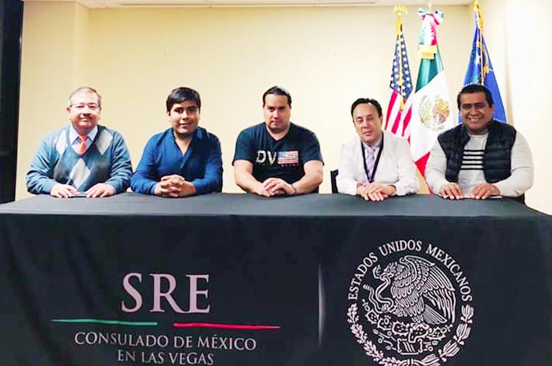 Federaciones y clubes mexicanos deben acudir al Consulado para renovar registro