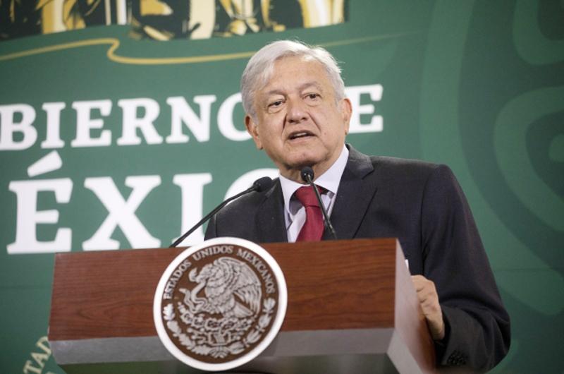 Mexicanos ya no necesitarán migrar, sostiene Lopez Obrador