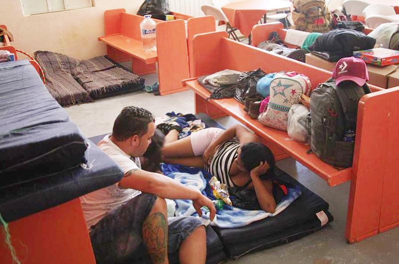 Las peticiones de refugio en México aumentan hasta el 31% en el 2021