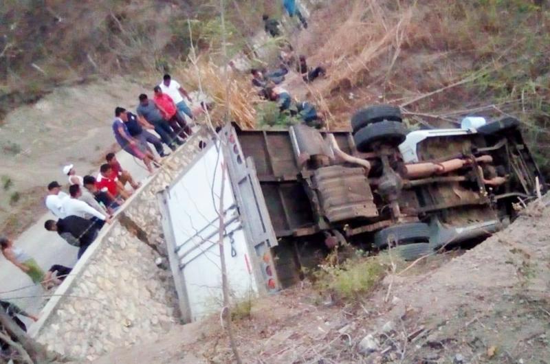 Precisa Fiscalía de Chiapas que 23 migrantes  murieron en accidente