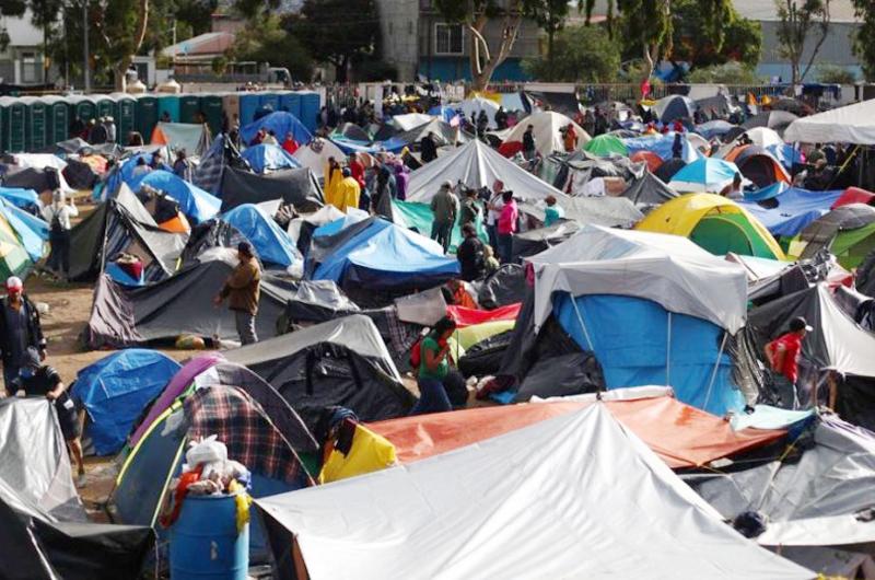 Pide CNDH justicia por asesinato de migrantes en Tijuana