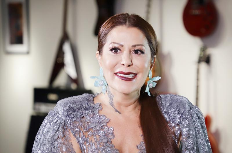 Este domingo 15 en el Mandalay Bay... Alejandra Guzmán