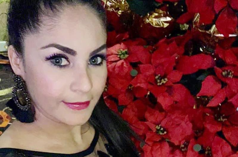 Alejandra Zapata... Una mujer que no se rinde