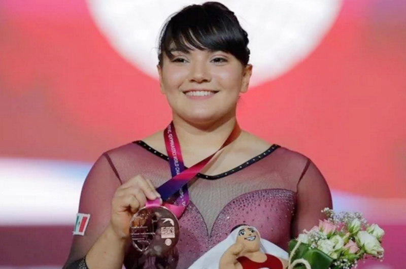 Obtuvo México dos plazas para el mundial de gimnasia Tokio 2020