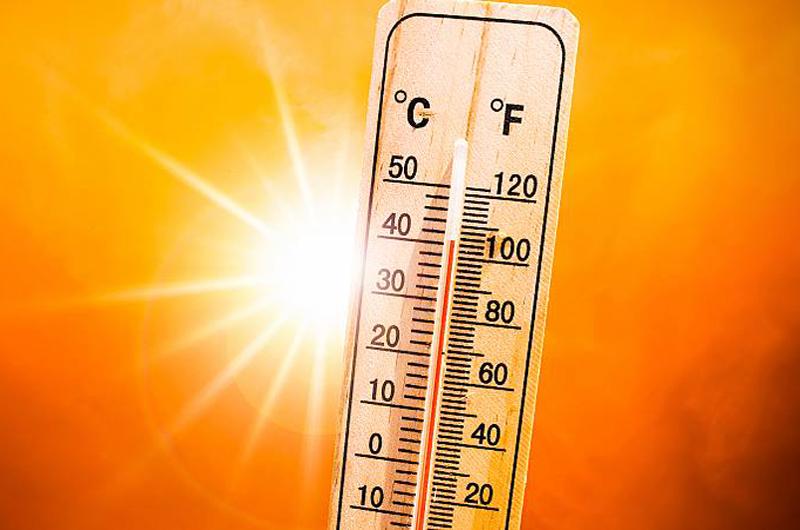 Cuidado... continúan las altas temperaturas