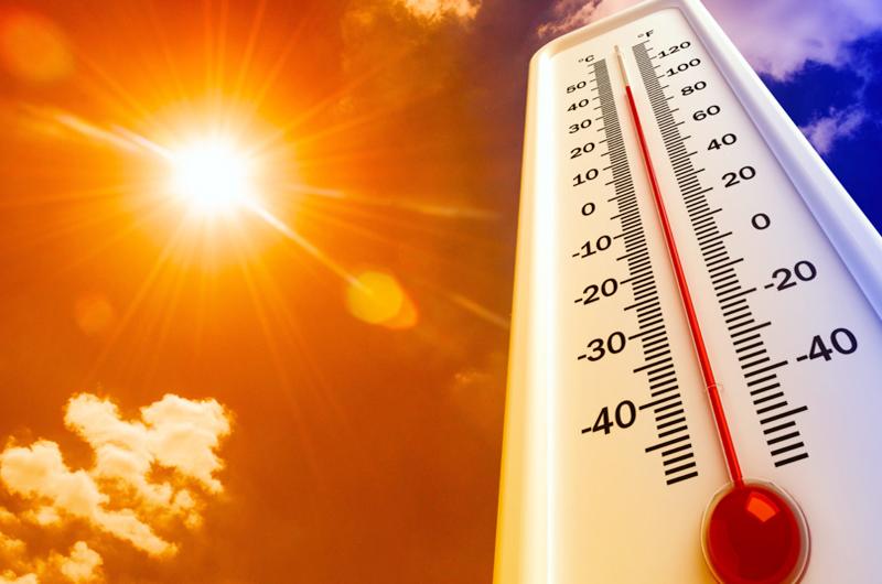 Cuidado, llegan las altas temperaturas