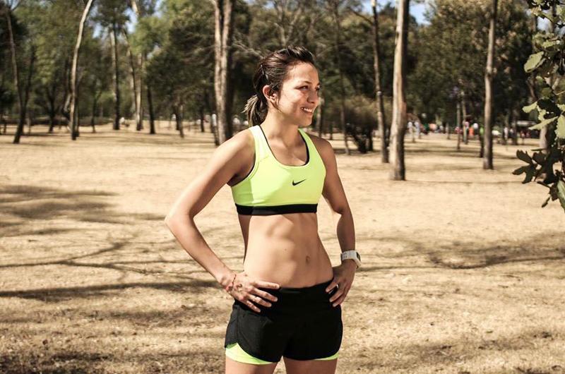 Mexicana Ana Laura Ledesma va por medalla de seis estrellas en maratón