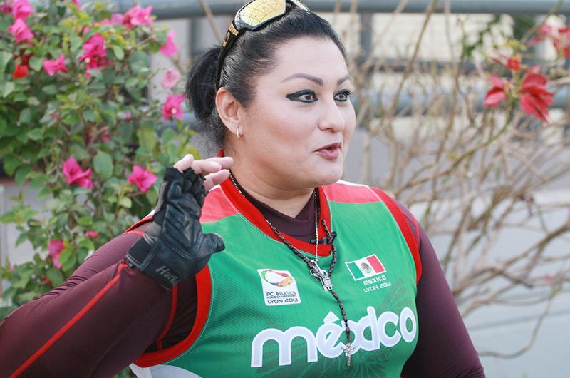 María de los Ángeles Ortiz gana oro y cupo a Paralímpico Tokio 2020