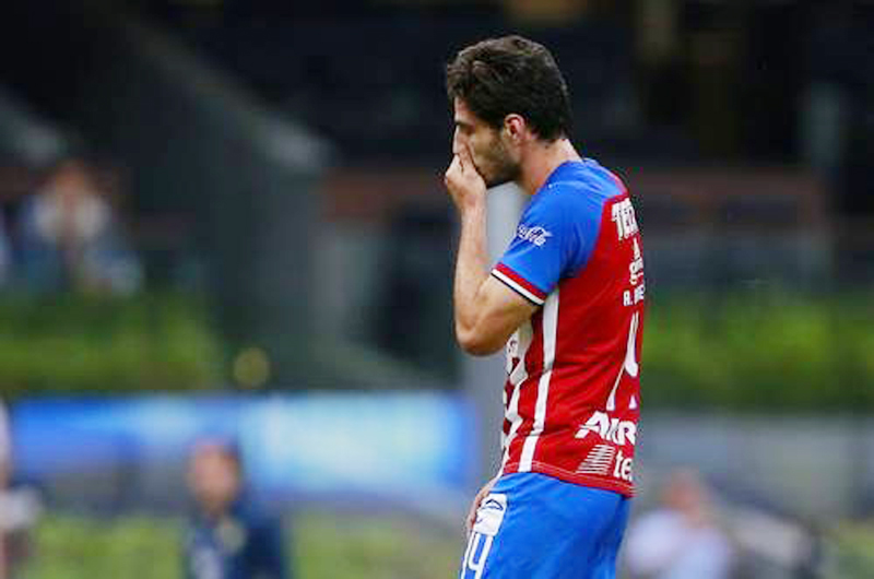 Antonio Briseño fue suspendido cuatro partidos