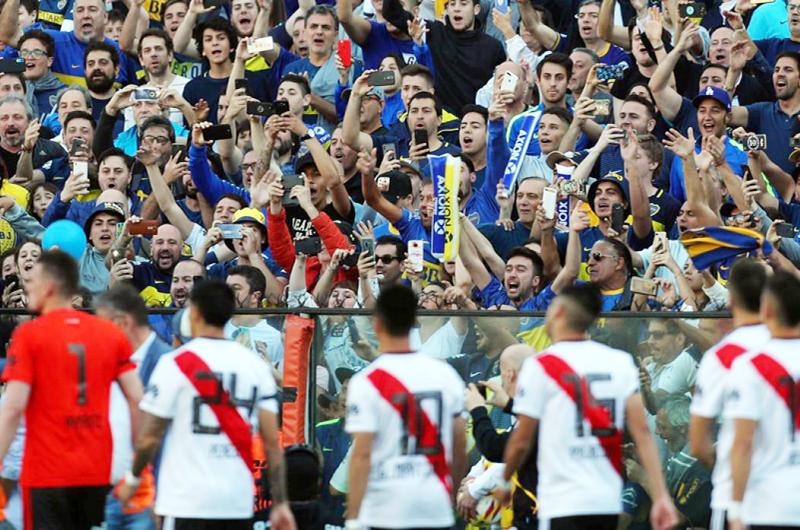 Copa Libertadores: Final Boca Juniors-River Plate será sin visitantes