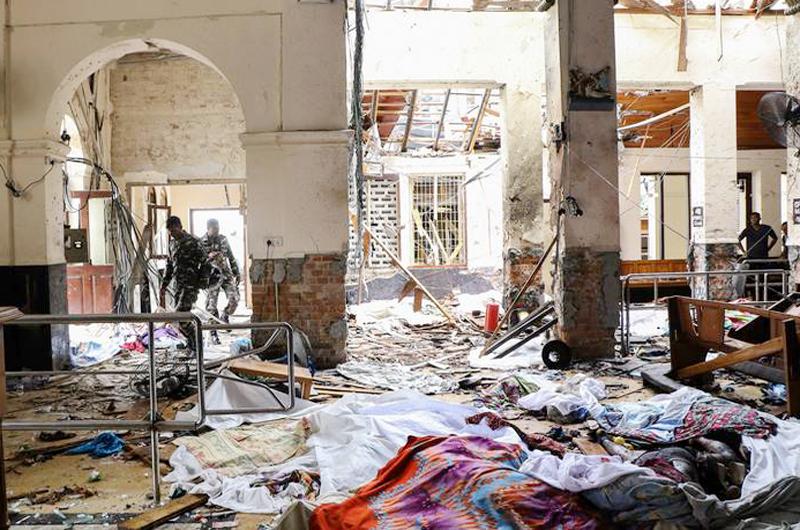 Expresó México sus condolencias a Sri Lanka por ola de atentados