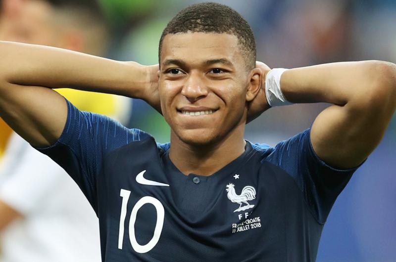 Mbappé, jugador más caro del mundo