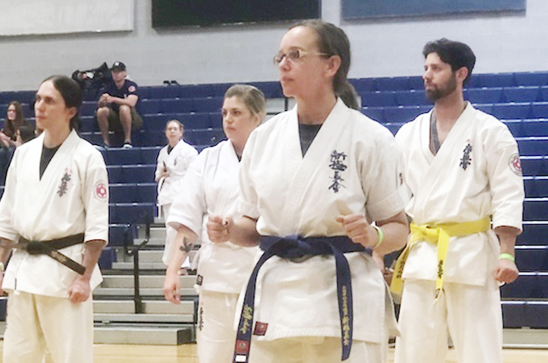 Shinkyokushin en LV: Un 'combate' con el sensei Luis Torregrosa