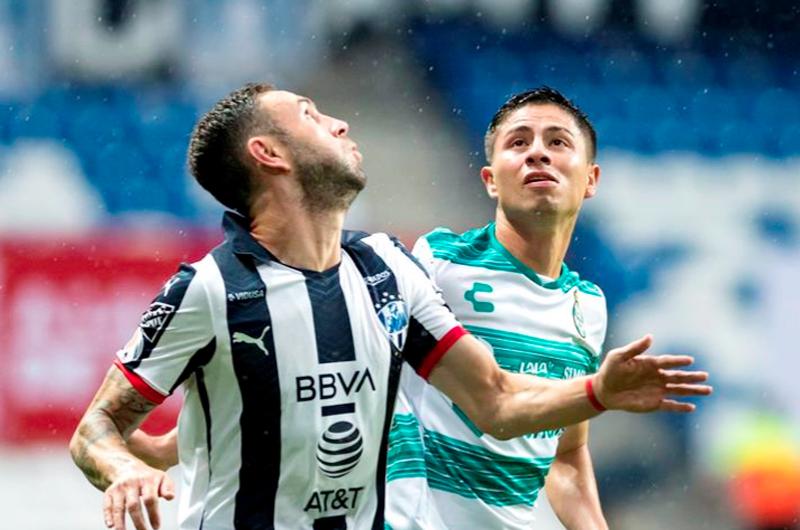 Layún reconoce que  el Monterrey no ha sido un equipo con jerarquía