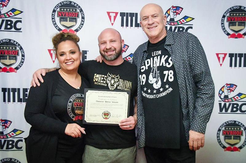 Entronizarán a diez peleadores en Salón de la Fama del Boxeo en NV
