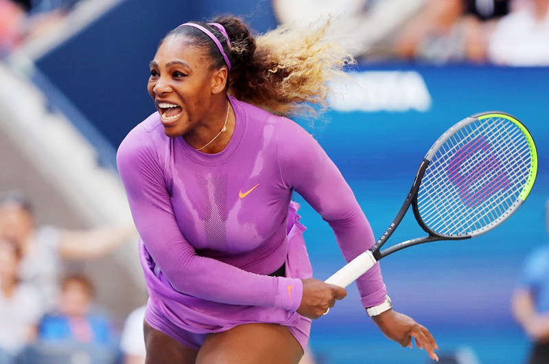 Serena Williams: Mi color de piel me ha hecho fuerte en el tenis