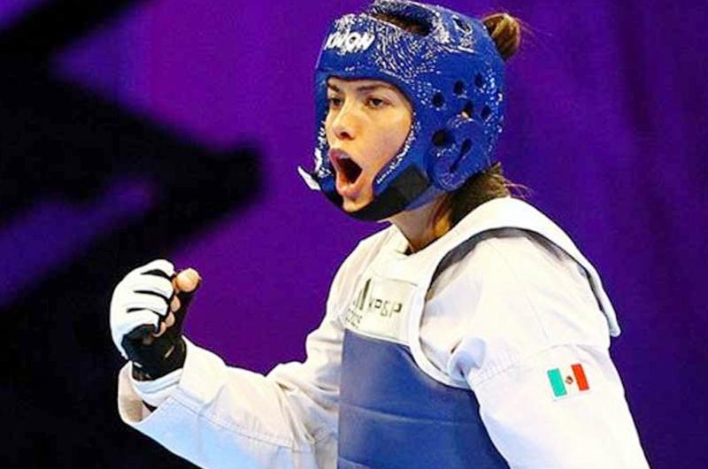 María del Rosario Espinoza ha participado en tres citas olímpicas