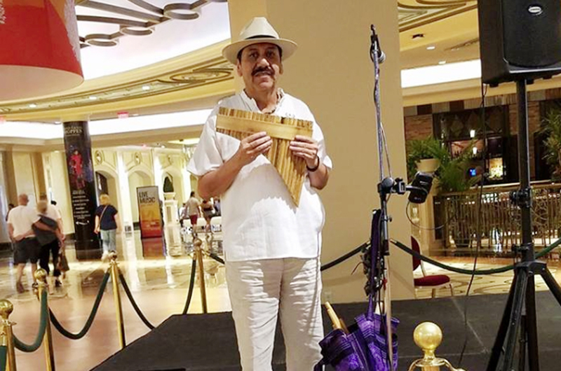 Las flautas de Flavio y una noche inolvidable