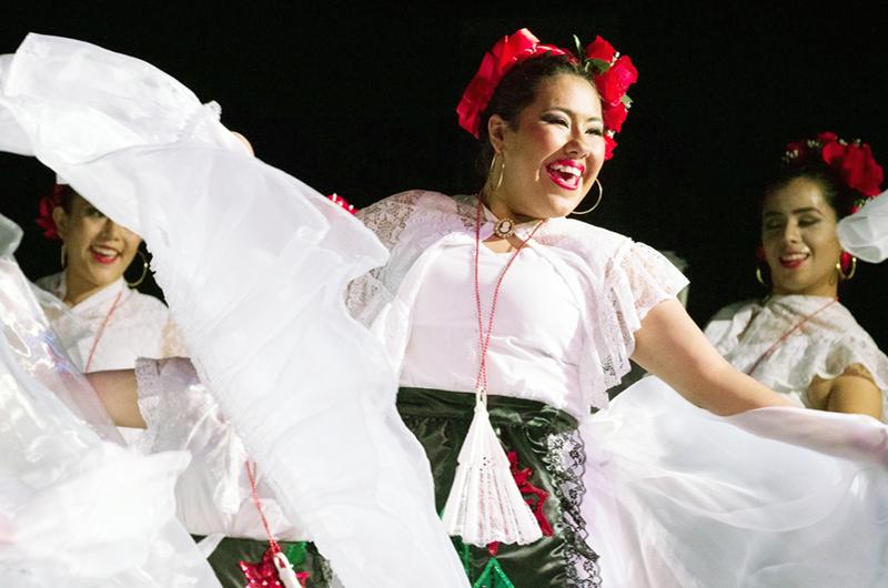 Mexifest Folklórico Las Vegas 2018... El momento de la verdad