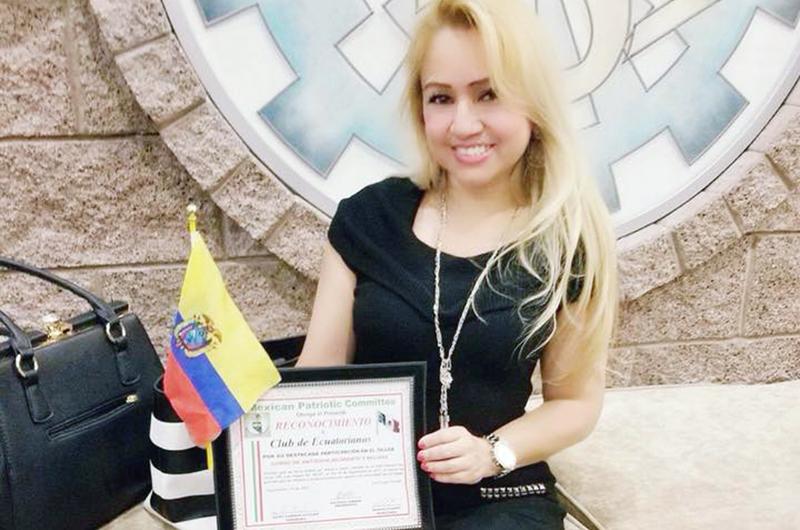 La música y Arenillas viven dentro de Bibi, una ecuatoriana en Las Vegas