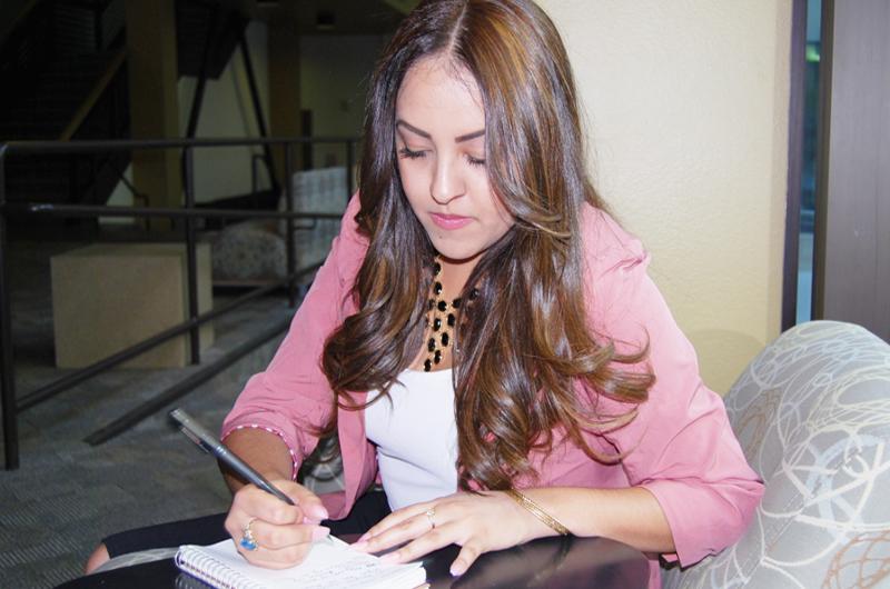 Mis padres son mi mayor inspiración: Valerie Martínez-Gutiérrez