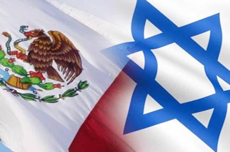 Ratifica Israel amistad con México; apoyará al gobierno que lidera AMLO