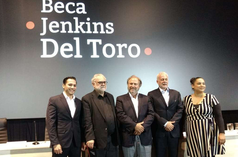 Últimos días para participar por la beca Jenkins-Del Toro