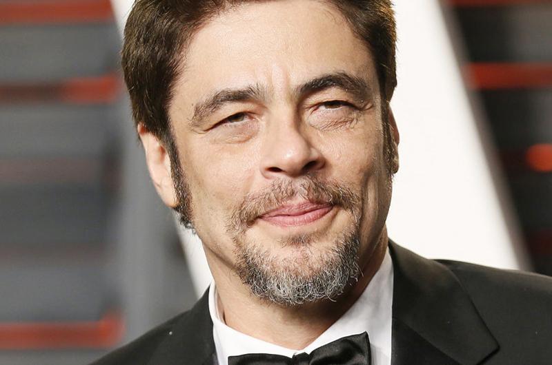 Talento hispano apenas comienza a ser explotado en Hollywood: Del Toro