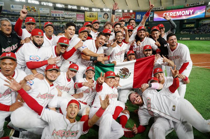 Felicitó AMLO a beisbolistas mexicanos por pase a Tokio 2020