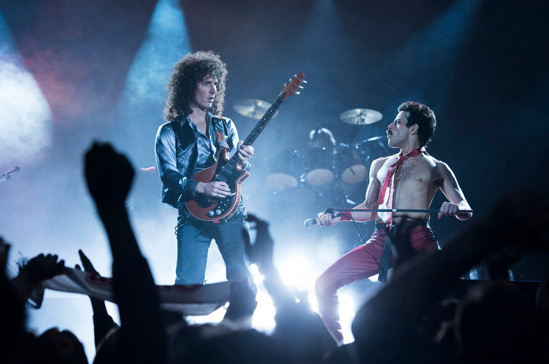 "Película ""Bohemian Rhapsody"" lidera la taquilla en México"