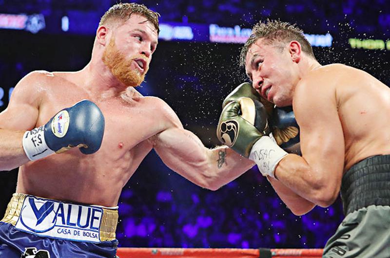 "Próxima la pelea vs Golovkin: El ring dirá la última palabra: ""Canelo"""