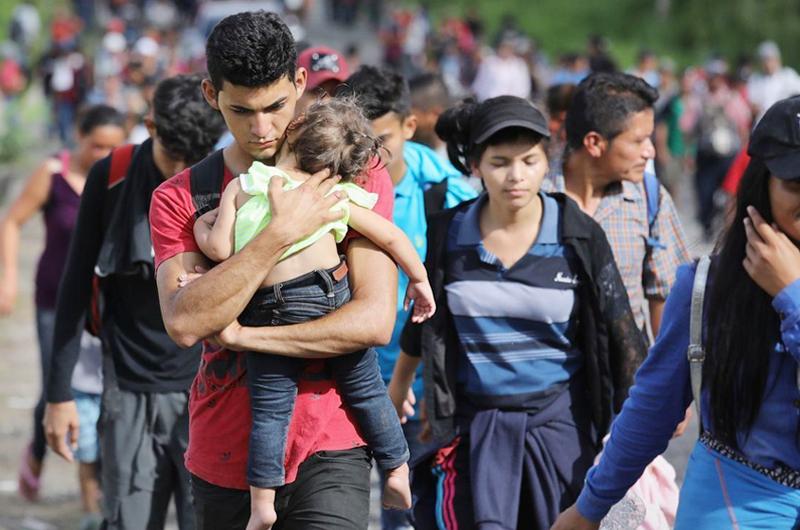 Consideran retroceso peligroso envío de inmigrantes de EU a México