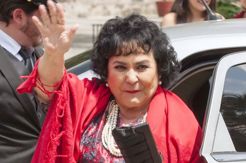 Carmen Salinas protagonizará