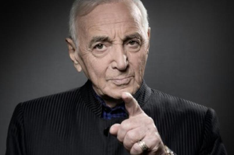 Charles Aznavour, el embajador de la música francesa en el mundo