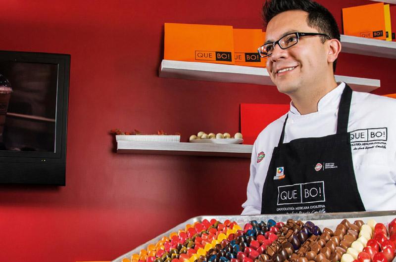 Chef mexicano triunfa en los International Chocolate Awards
