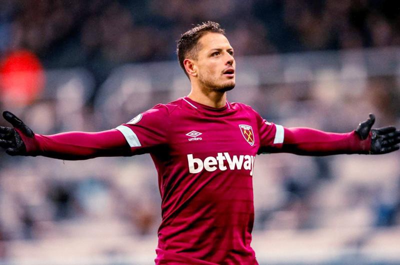 """""""Chicharito"""" Hernández encantado de ser titular con West Ham"""