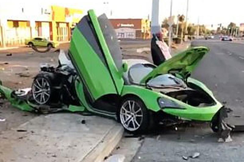 Alta velocidad y conducir bajo la influencia provocan choque fatal