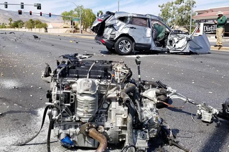Accidente de tránsito deja un fallecido y varios heridos