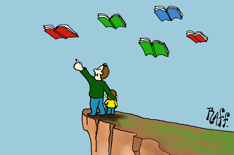 Editorial: El nuevo ciclo escolar...  está al doblar la esquina