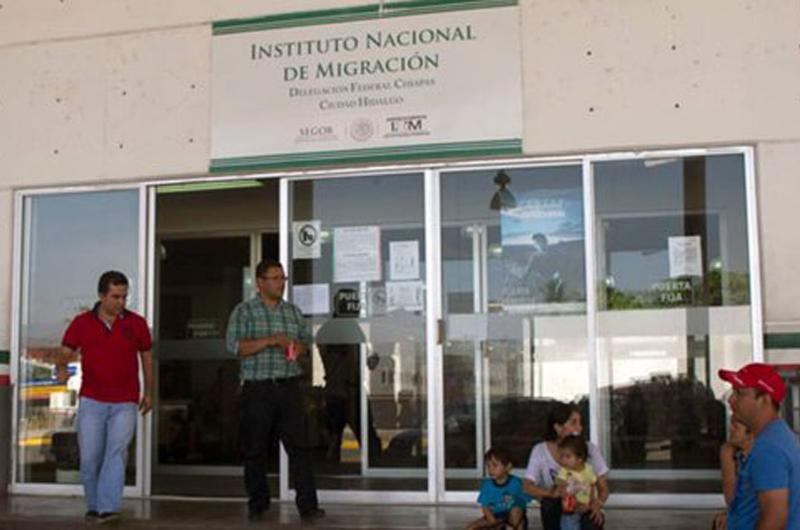 Cierran cinco estaciones migratorias por carecer de condiciones mínimas