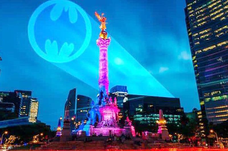 """En aniversario de """"Batman"""", la Ciudad de México emitirá """"Batiseñal"""""""